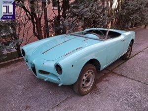1959 ALFA ROMEO GIULIETTA 750 F SPIDER VELOCE