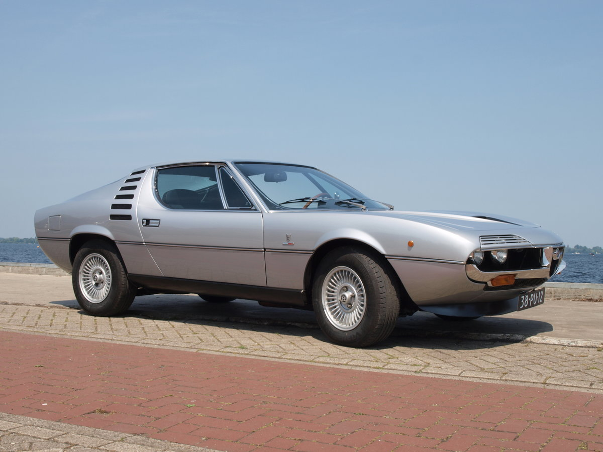 1977 Alfa Romeo Montreal  For Sale (picture 1 of 6)