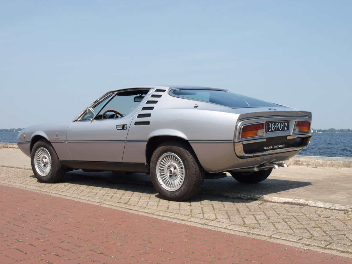 1977 Alfa Romeo Montreal  For Sale (picture 2 of 6)