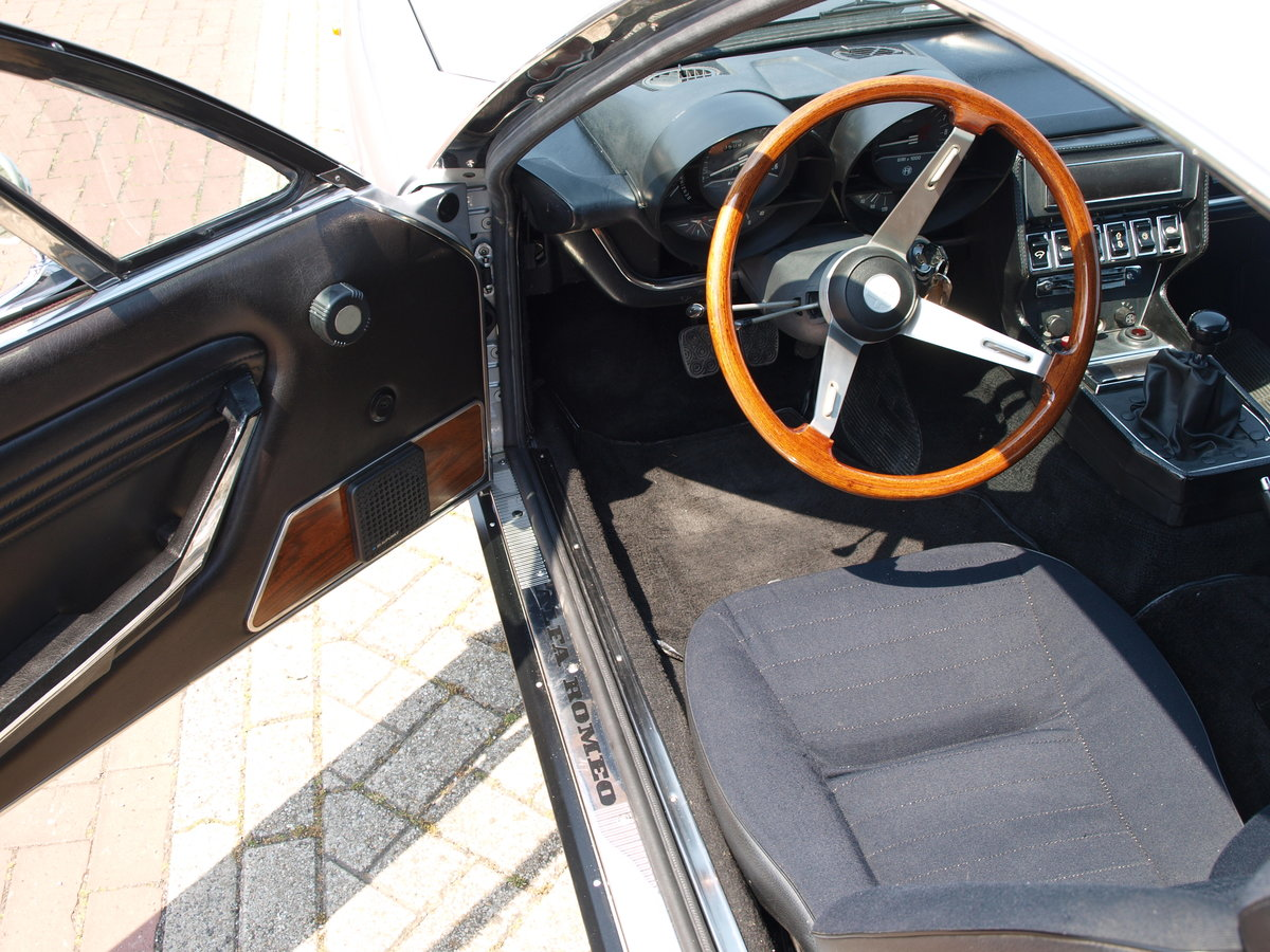 1977 Alfa Romeo Montreal  For Sale (picture 4 of 6)