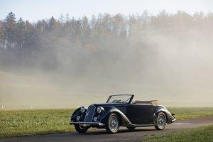 1938 Alfa Romeo 6C 2300 B Pescara cabriolet Worblaufen For Sale by Auction