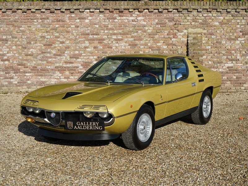 1975 Alfa Romeo Montreal For Sale (picture 1 of 6)