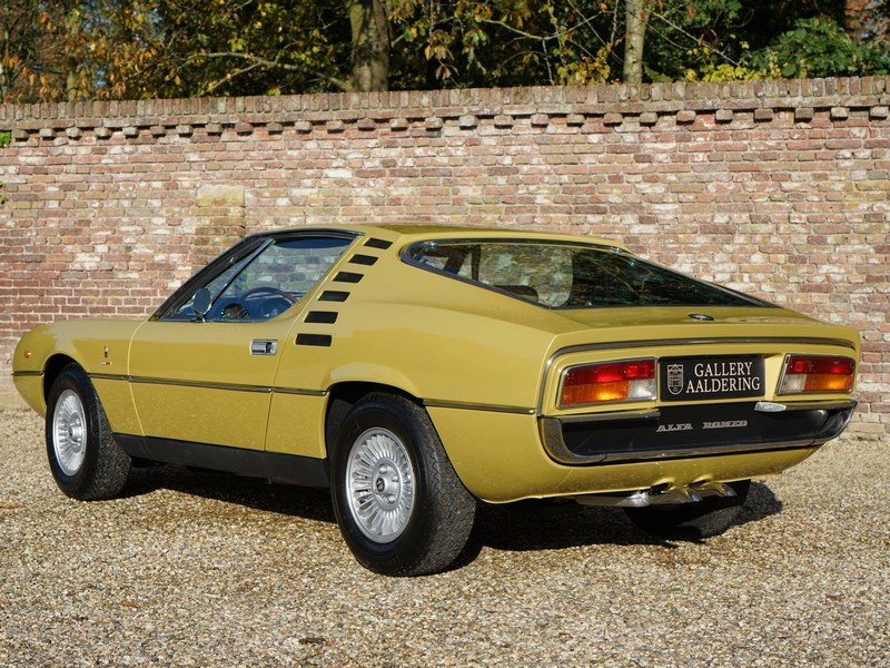 1975 Alfa Romeo Montreal For Sale (picture 2 of 6)