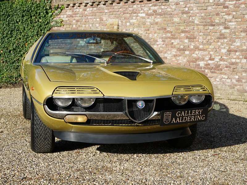1975 Alfa Romeo Montreal For Sale (picture 5 of 6)
