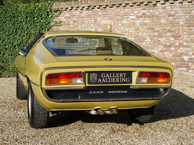 1975 Alfa Romeo Montreal For Sale (picture 6 of 6)