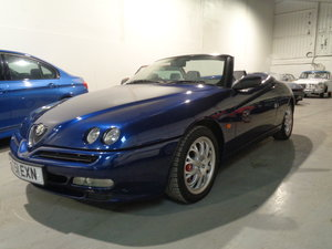 2001 Alfa spider 3.0 v6 - 6 speed manual very rare !! For Sale