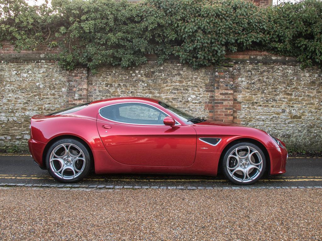2009 Alfa Romeo    8C Competizione For Sale (picture 1 of 18)