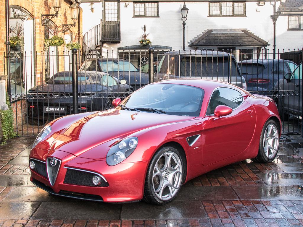 2009 Alfa Romeo    8C Competizione For Sale (picture 4 of 18)