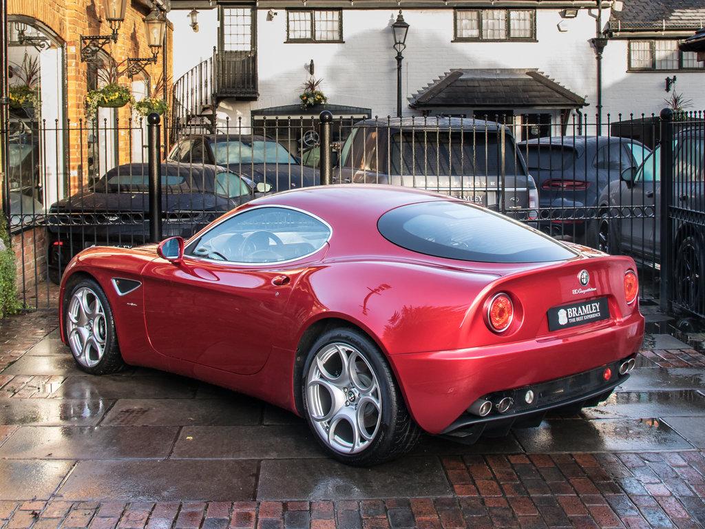 2009 Alfa Romeo    8C Competizione For Sale (picture 5 of 18)