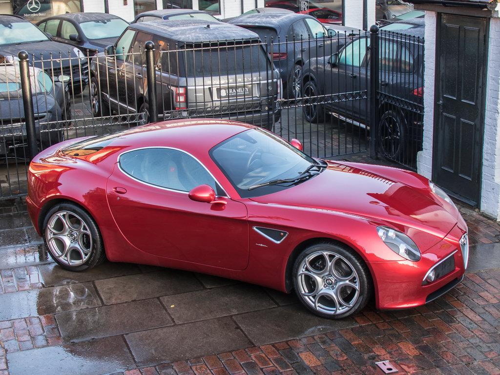 2009 Alfa Romeo    8C Competizione For Sale (picture 8 of 18)