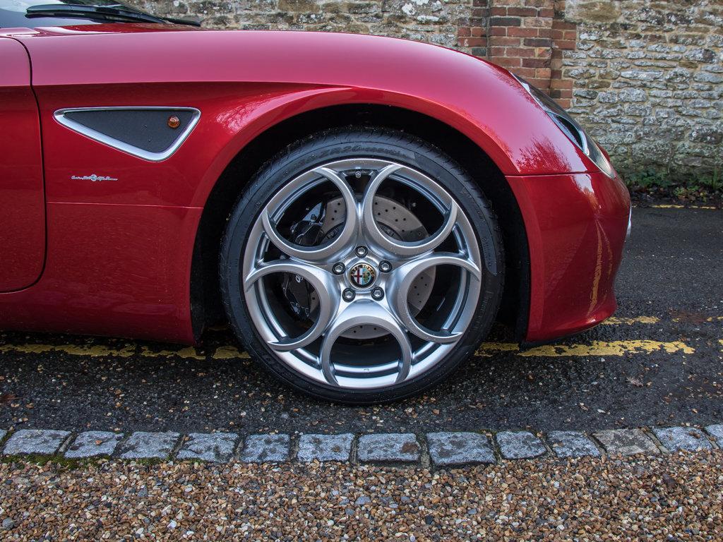 2009 Alfa Romeo    8C Competizione For Sale (picture 9 of 18)