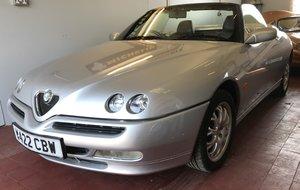 2000 Stunning Alfa Spider SOLD