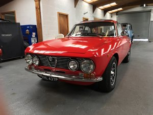 1975 Alfa Romeo GT1600 Junior For Sale