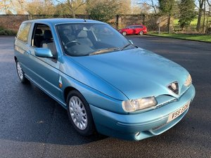 1999 Alfa 145 T-spark For Sale by Auction