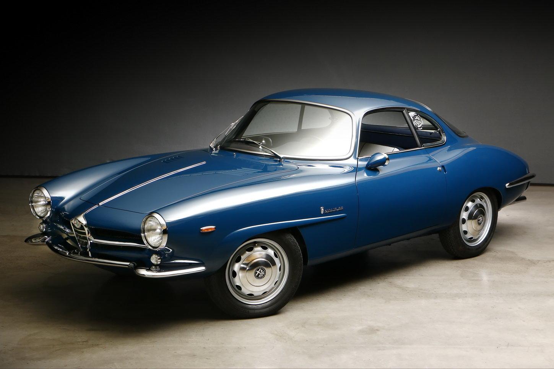1963 Alfa Romeo Giulia 1600 Sprint Speziale For Sale (picture 1 of 6)