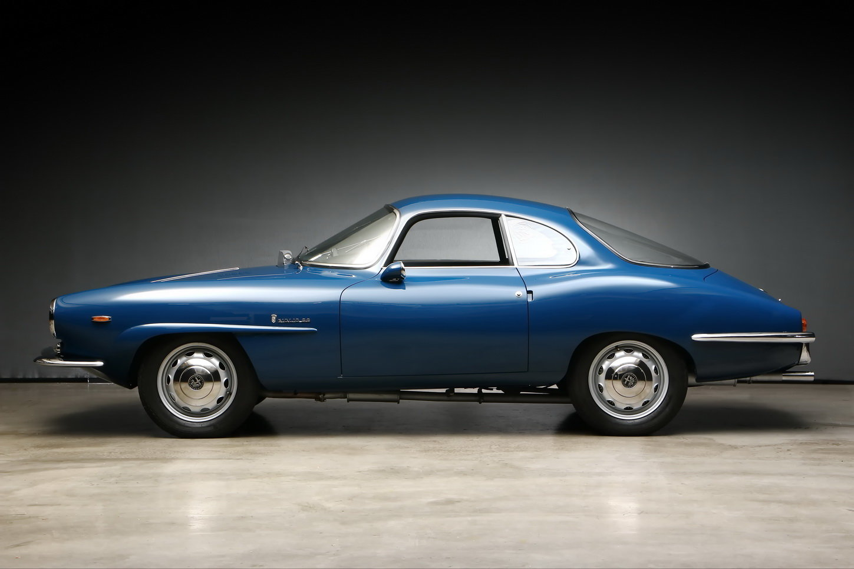 1963 Alfa Romeo Giulia 1600 Sprint Speziale For Sale (picture 2 of 6)