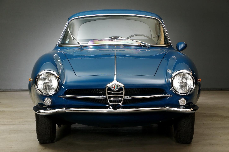 1963 Alfa Romeo Giulia 1600 Sprint Speziale For Sale (picture 3 of 6)