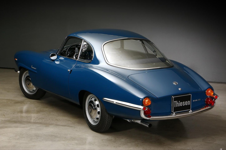 1963 Alfa Romeo Giulia 1600 Sprint Speziale For Sale (picture 4 of 6)