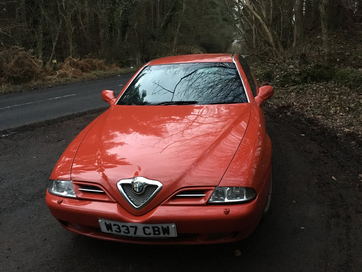 2000 Beautiful Alfa  For Sale (picture 1 of 3)