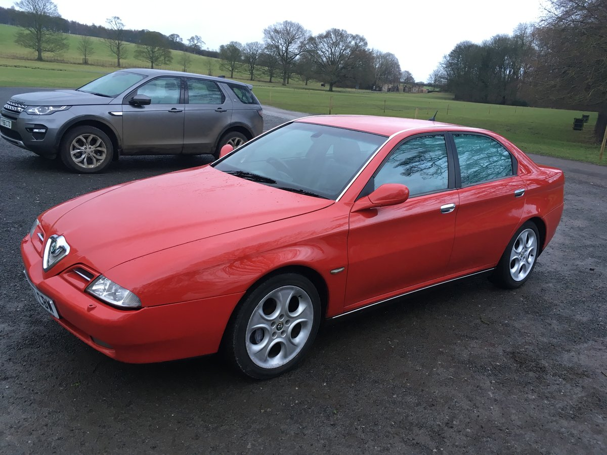 2000 Beautiful Alfa  For Sale (picture 3 of 3)