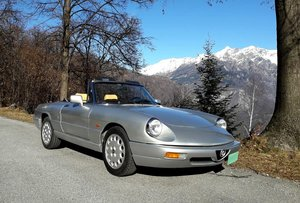 1991 Alfa Romeo spider 2.0 hard top, great condition! For Sale