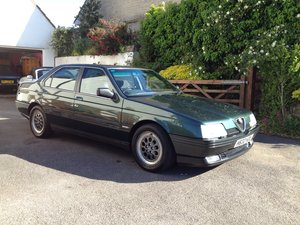Alfa Romeo 164 3.0 V6 Lusso - 1991, 57000 miles