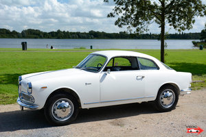 1962 Alfa Romeo Giulia 1600 Sprint - extensive restoration For Sale