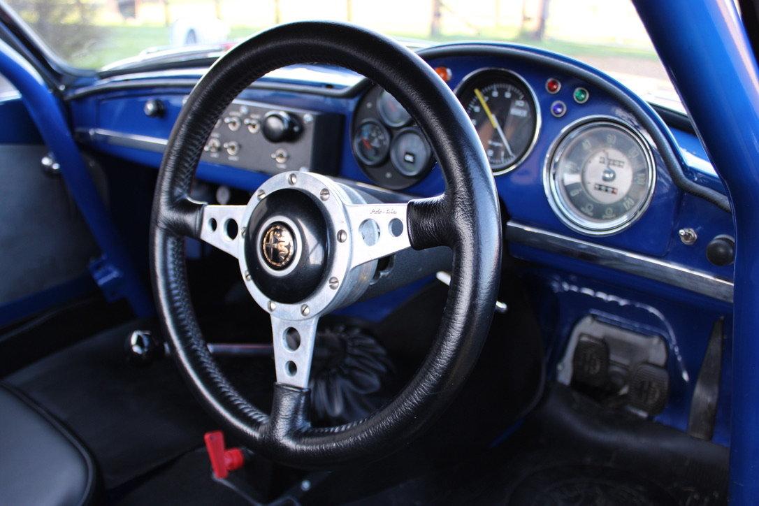 1964 ALFA ROMEO GIULIA SPIDER (FAST ROAD SPEC)  For Sale (picture 7 of 20)