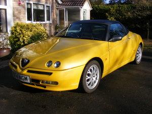 1998 alfa 916  Spyder  Convertible