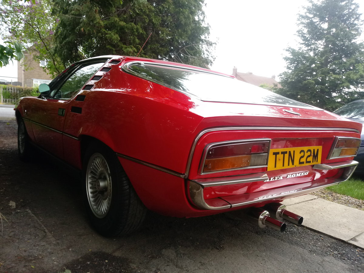 1972 Alfa Romeo Montreal For Sale (picture 3 of 6)