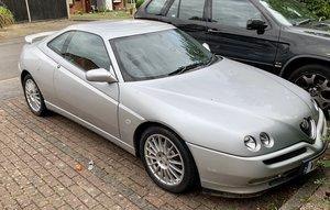 1999 Alfa Romeo GTV Drive away project