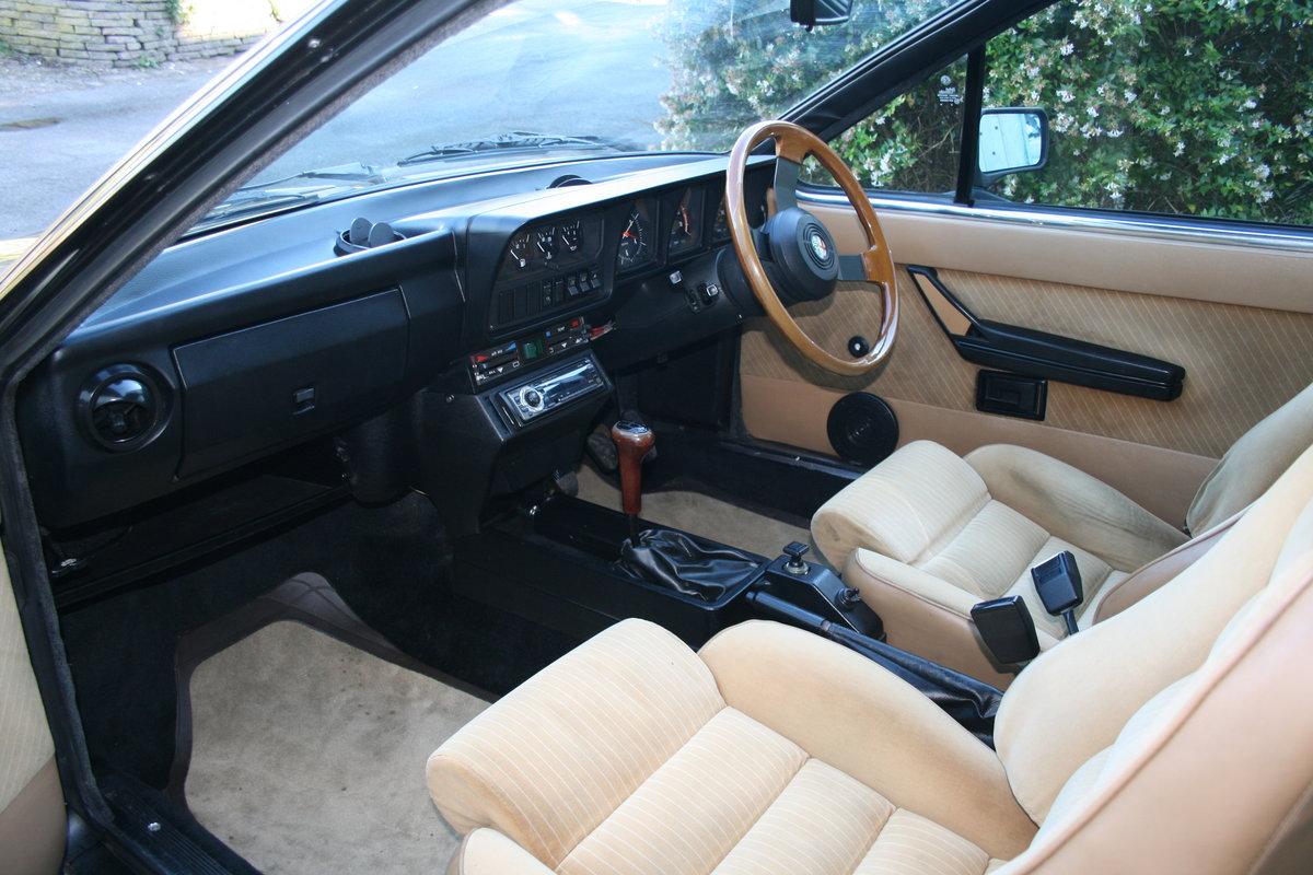 1983 Alfa Romeo GTV6 For Sale (picture 3 of 6)