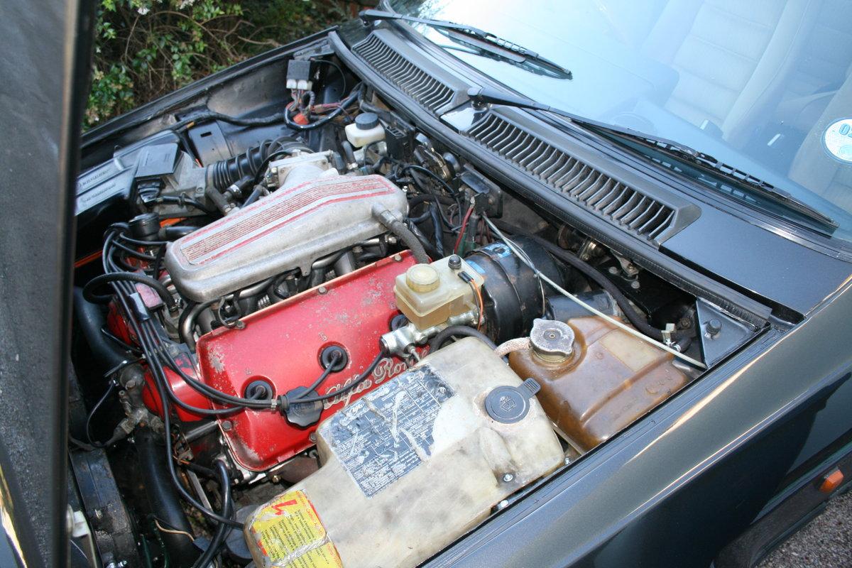 1983 Alfa Romeo GTV6 For Sale (picture 5 of 6)