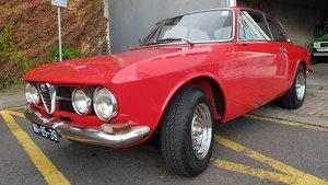 1969 Alfa Romeo 1750 GTV  Series 1  RHD  ( Reserved ) For Sale