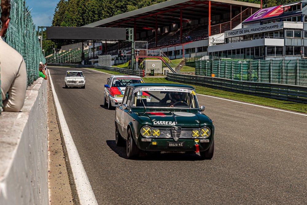 1967 Alfa Romeo Giulia Super Bollino Oro / Road and Race legal For Sale (picture 1 of 6)