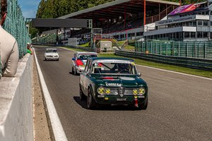 1967 Alfa Romeo Giulia Super Bollino Oro / Race and Street legal For Sale
