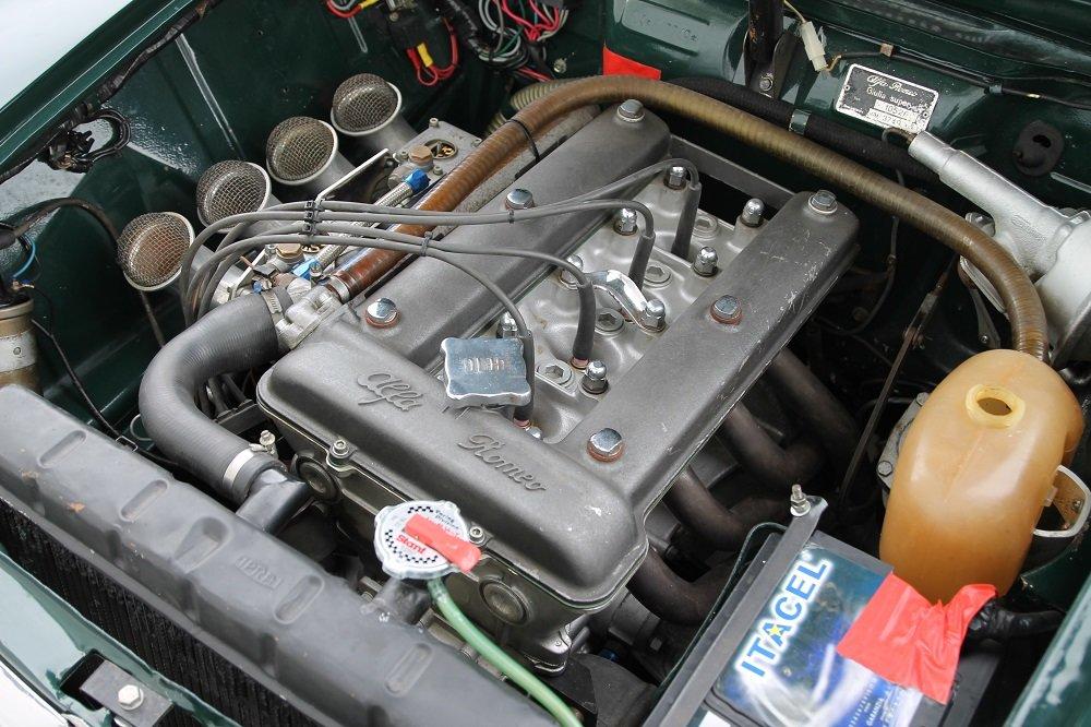 1967 Alfa Romeo Giulia Super Bollino Oro / Road and Race legal For Sale (picture 4 of 6)