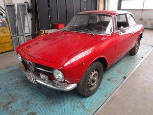 Alfa Romeo Bertone 1300 GTJ (to restore!)