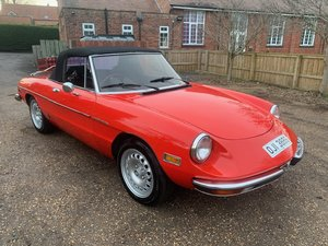 1981 Alfa Romeo Spider SOLD by Auction