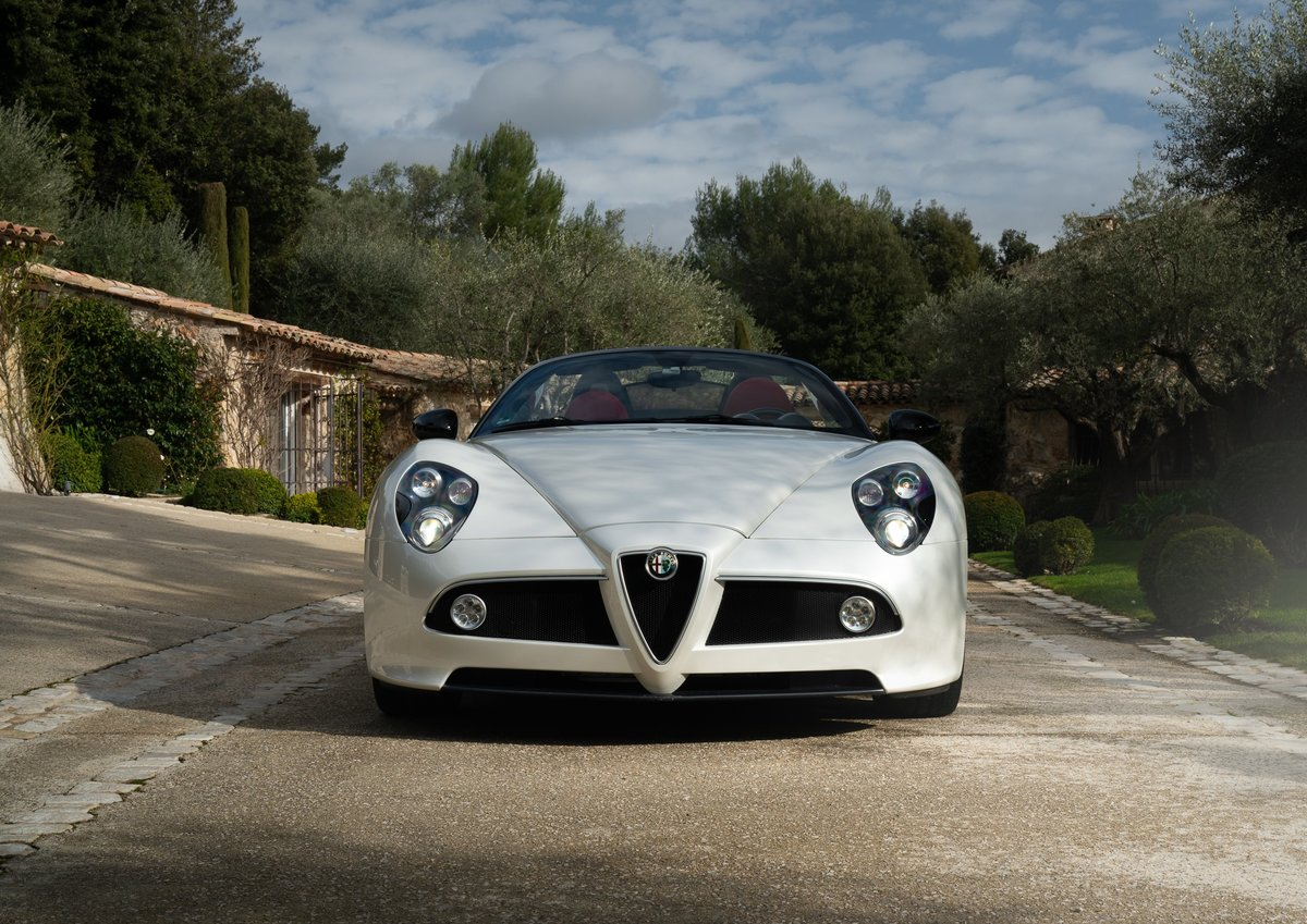 2012 Alfa Romeo 8C Spider - DEPOSIT TAKEN - More Wanted For Sale (picture 3 of 6)