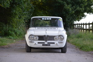1967 Alfa Romeo Giulia Super Bollino d'Oro SOLD