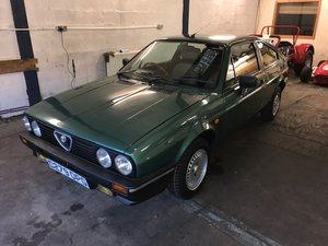 1987 Alfa Romeo Sprint very rare1.3  and rust free