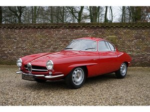 Picture of 1960 Alfa Romeo Giulietta SS 'Sprint Speciale' For Sale