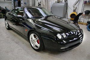 1995 Alfa Romeo GTV Special edition.