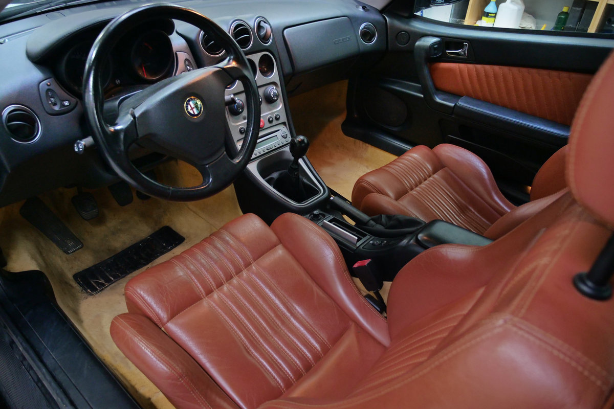 1995 Alfa Romeo GTV Special edition. SOLD (picture 3 of 6)