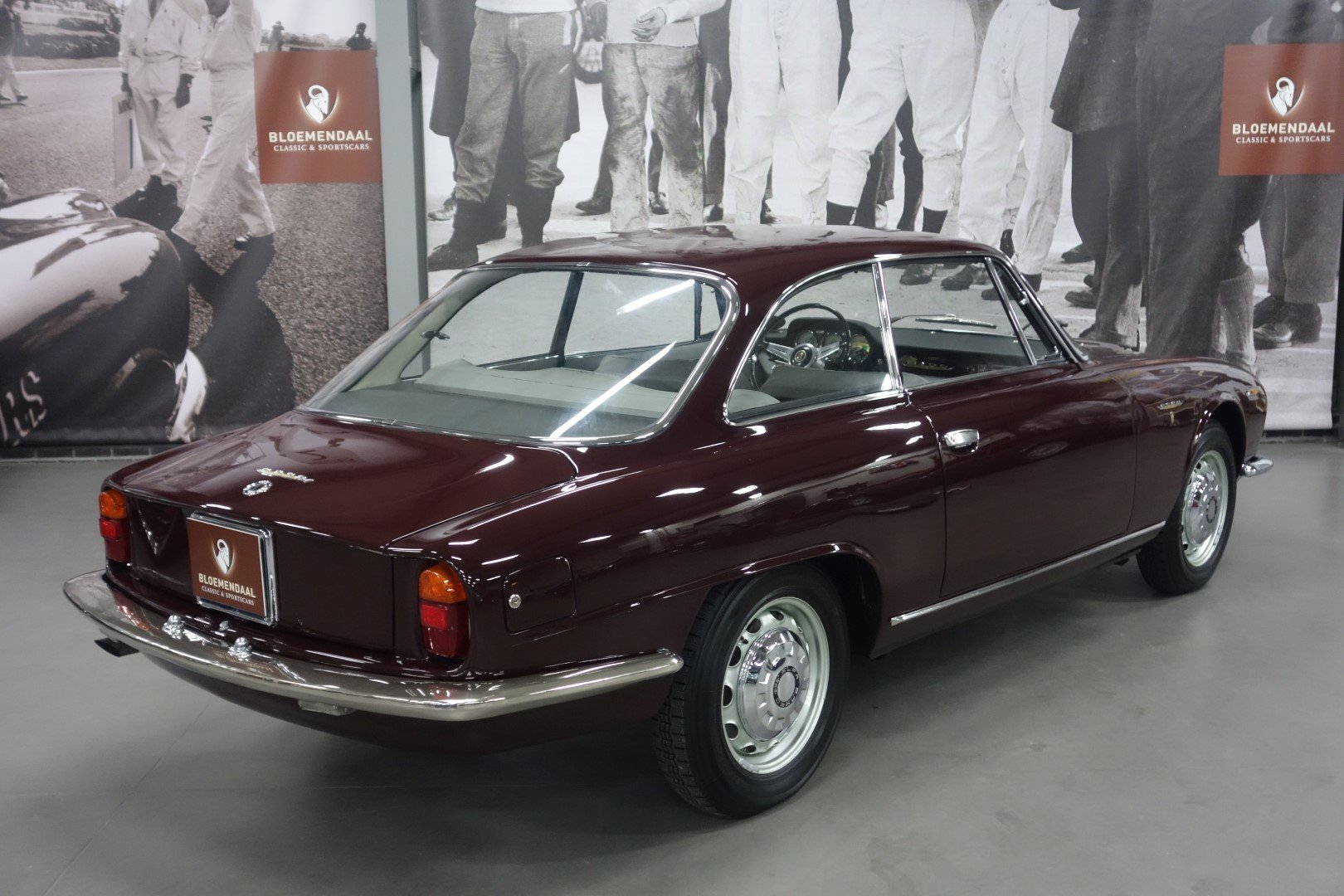 1962 Alfa Romeo 2600 Sprint SOLD (picture 3 of 6)