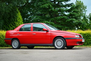 1995 Alfa Romeo 155 Widebody For Sale by Auction