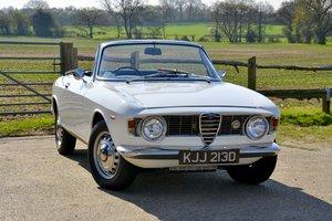 1966 Alfa Romeo Giulia GTC - RHD For Sale