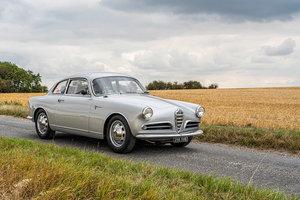 1957 Alfa Romeo Giulietta Sprint Veloce Alleggerita by Facetti For Sale