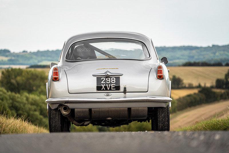 1957 Alfa Romeo Giulietta Sprint Veloce Alleggerita by Facetti For Sale (picture 3 of 6)